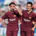 (+video) Alejandro Marqués marcó en las semifinales de la UEFA Youth League