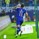 Gelmin Rivas le dio la victoria al Al Hilal