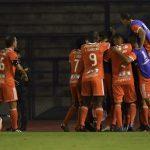 Deportivo La Guaira hizo respetar la casa