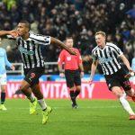 (+video) Salomón Rondón vacunó al Manchester City