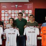 Sandra Luzardo se alista en el Albacete