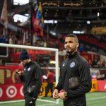 Yangel se despidió del New York City FC