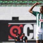 Jhonder Cádiz anotó con el Vitória Setúbal