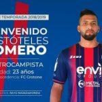 Aristóteles Romero se unirá al Rayo Majadahonda