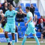 (+video) Salomón Rondón anotó en compromiso amistoso