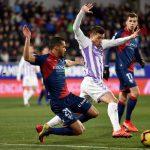 Yangel Herrera se afianza en el SD Huesca
