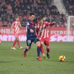 """""""Juanpi"""" vio sus primeros minutos con el Huesca"""