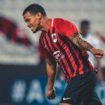 """Rivas drenó su """"rabia"""" goleadora en la AFC"""