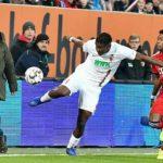 Córdova jugó completo contra Bayern FC