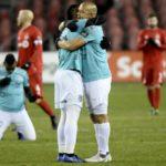 David y Goliat: CAI dejó frío a Toronto FC y avanza en la Concachampions