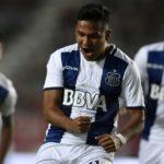 """El """"principito"""" marcó un gol de ensueño ante Estudiantes"""
