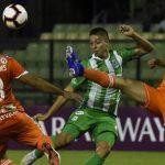 Deportivo La Guaira cedió ante Atlético Nacional