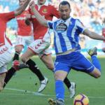Villanueva y Santos vieron minutos en España