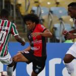 Eduard Bello y su Antofagasta debutaron en la Sudamericana