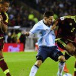 """Venezuela quiere arruinarle la """"fiesta"""" a Messi"""