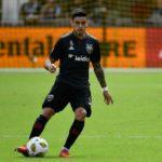 Junior Moreno y su DC United opacaron al campeón
