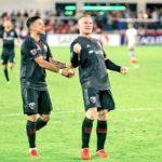 """Un """"polivalente"""" Moreno repartió dos asistencias con DC United"""