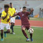 """Paridad en """"el coloso"""": Venezuela debuta con empate ante Ecuador"""