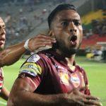"Luis ""Cariaco"" González se vistió de héroe en victoria del Tolima"