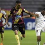 """El Tolima de """"Cariaco"""" debutó con victoria en la Libertadores"""