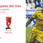 Machís elegido Mejor Jugador de Febrero en la Liga 1I2I3