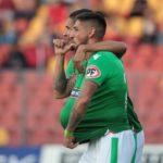 """Jesús Hernández y """"Cariaco"""" González asistieron con sus clubes"""