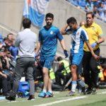 Alarma de lesión para Roberto Rosales