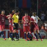Fernando Amorebieta y su Cerro Porteño no regalan nada