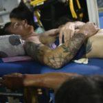 """(+video) Fernando Amorebieta se """"jugó la vida"""" y salió fracturado"""