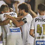 (+video) Yeferson Soteldo asistió en victoria del Santos