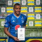 (+video) Wuilker Faríñez volvió a brillar en Colombia