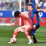 Añor, titular en el empate entre Huesca y Barcelona