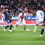Juanpi y Yangel suman minutos en victoria ilusionante del Huesca
