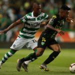 Jhon Murillo y su Tondela igualan a un gol con Sporting de Lisboa