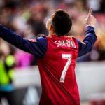 Savarino aportó en victoria de Salt Lake