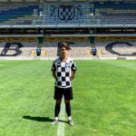 José Ricardo Domingues se forma en el fútbol europeo