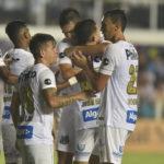 Santos de Soteldo derrotó a Atlético Mineiro