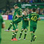 Timbers goleó a Dynamo en duelo criollo de la MLS