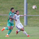Andrés Ponce se estrenó con su nuevo club
