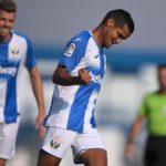 Roberto Rosales debutó y marcó con el Leganés