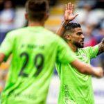 """Ronald Vargas aplicó la """"ley del ex"""" a Anderlecht"""