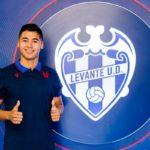 Marco Farisato jugará con el Levante