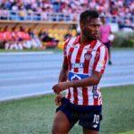 """Luis González fue el """"MVP"""" en su debut con Junior de Barranquilla"""
