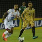 David Centeno destacó en su debut con Deportes Tolima