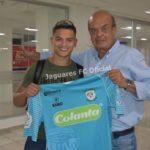 Ronaldo Lucena lucirá la camiseta de Jaguares de Córdoba