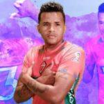 Francisco Carabalí jugará en la Liga Águila de Colombia
