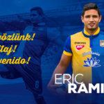 Erick Ramírez se mantendrá en Eslovaquia