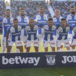 Roberto Rosales hizo su debut oficial con el Leganés