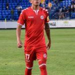 Luis Ramírez sumó su primera titularidad liguera en Eslovaquia