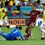 Venezuela anunció a sus guerreros para enfrentar a Colombia